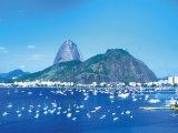 Sugar Loaf Mountain, Rio de Janiero