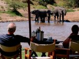 The Karen Blixen Camp - Armchair Game Viewing