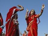 Dancers in Rajastan