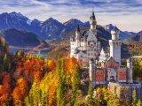 Neuschwanstein Castle; Bavaria, Germany