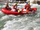White Water Rafting with the Lodge at Pico Bonito