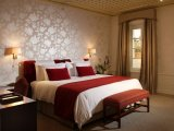 Luxury Room at the Casa Gangotena Hotel, Quito