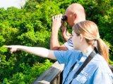Observation Deck at The Lodge at Pico Bonito