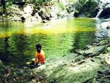 Fresh Water Swimming Hole, Jungle Excursion, Panama