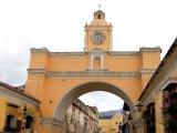 Colonial arch in Antigua