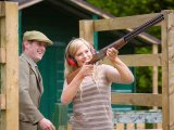 Clay Pigeon Shooting at Ashford Castle