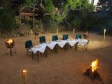 Bush Dinner at Camp Jabulani