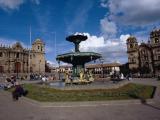Cuzco's Plaza de Armas