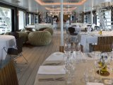 Dining Room and Lounge aboard the Atmosphere - Nomads of the Seas