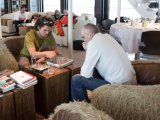 Game of Chess aboard the Atmosphere, Nomads of the Seas