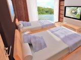 Suite aboard the Anakonda