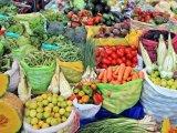 At the Produce Market