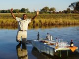 Camp Okavango - Sundowner