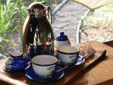 Tea Kit at the Luxury Tent