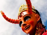 Festivities in Lake Titicaca