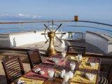 M/Y Grace - Al Fresco Dining