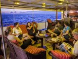 M/Y Grace - Outdoor Lounge