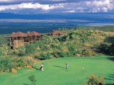The Golf Course at the Great Rift Lodge
