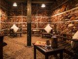 Himalayan Rock Salt Room