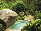 Private Outdoor Plunge Pool at a Suite