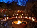 Boma Dinner at Jaci's Lodges