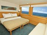 Jr. Suite aboard the M/V Galapagos sLegend