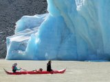 Kayaking to the Glacier, Nomads of the Seas