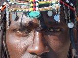 Massai Mara Man