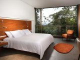 Luxury rooms at the Mashpi Lodge