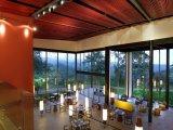 Dining Room at the Mashpi Lodge