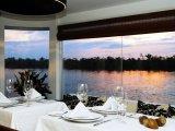 M/V aqua amazon cruise, dining room