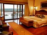 Mweya Safari Lodge - Queen's Cottage Bedroom