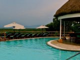 Mweya Safari Lodge - Swimming pool
