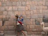 Palacio Nazarenas - Inca Wall