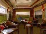 The Blue Train's Observation Car