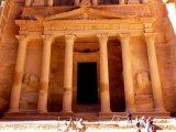 """The """"Treasury"""", Petra"""