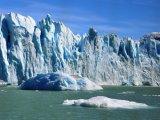 Perito Moreno Glacier, taken from the boat ride