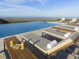 Pikaia Lodge - Infinity Pool
