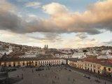 San Francisco Plaza, Quito