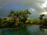 Swimming Pool at the Galapagos Safari Camp