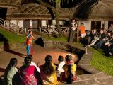 Dance Show at the Spice Village, Thekkady