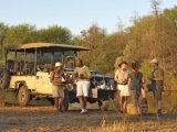 Sun-downer on Game Drive with Jaci's Lodges