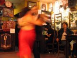 Tango in a local Milonga