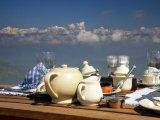 Breakfast at the Terrace - Dwarika's Resort