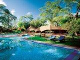 The Pool at the Naivasha Sopa Lodge