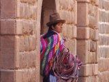 Street Vendor, Cuzco