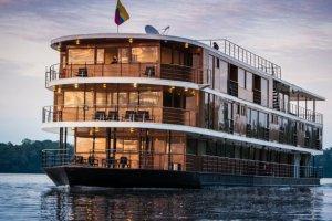 M/V Anakonda Amazon Cruise, Ecuador