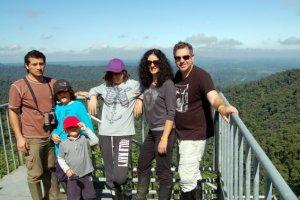Ecuador Family Trip; July - August 2013