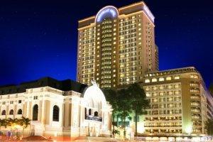 Caravelle Hotel, Ho Chi Minh City (Saigon)