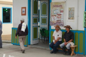 The Colombian Coffee Zone